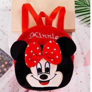 Minnie Mouse Character Bags for Girls