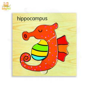 Hippocampus Puzzle Toy for Kids