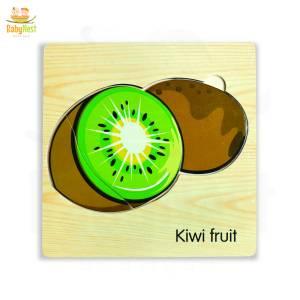 Kiwi Fruit Puzzle Toy for Kids