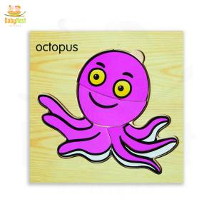 Octopus Puzzle Toy for Kids