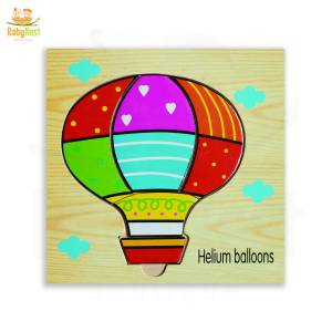Helium Puzzle Toy for Kids