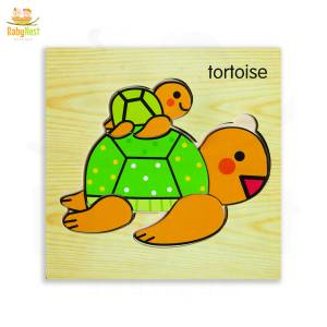 Tortoise Puzzle Toy for Kids