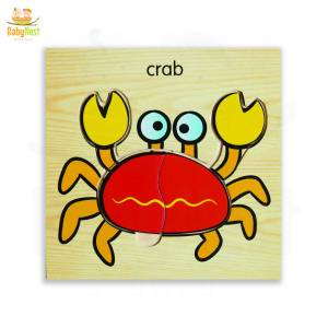 Crab Puzzle Toy for Kids