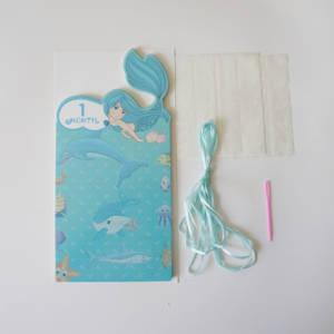 Mermaid Theme Photo Banner for Birthday