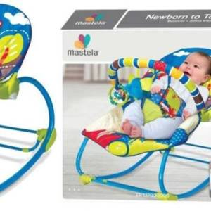 Mastela Newborn to Toddler Rocker