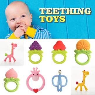 Baby Soothers & Teether