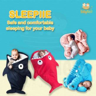 Baby Sleeping Bag/Pillow