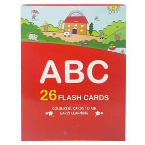 ABC Alphabet Book - Flash Cards