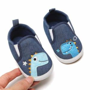 Dinosaur Shoes for Baby Boy