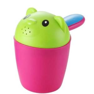 bathing shower cup for babies