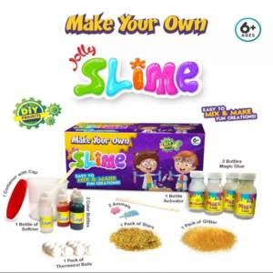 Make Your Own Jolly Slime