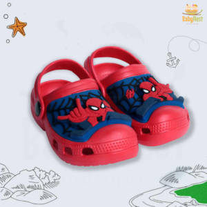 Spider Man Character Slippers for Baby