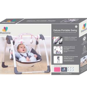 Mastela Portable Bouncer for Baby