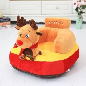 Reindeer Character Baby Floor Seat