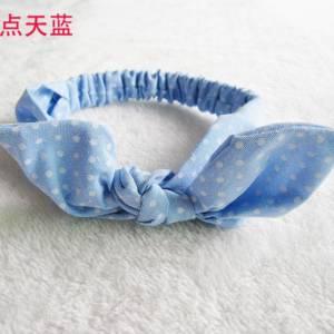 rabbit ear headband for baby girls