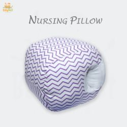 cotton nursing pillow for babies
